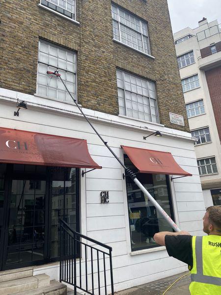 Window Cleaning in London